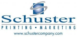 Schuster Printing & Marketing Logo